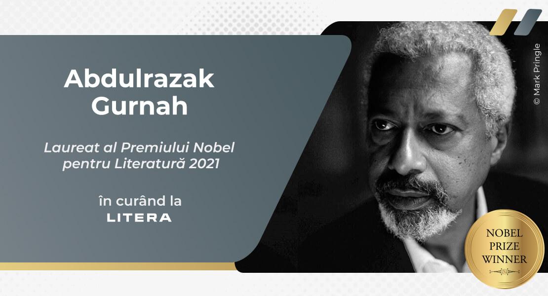 Cărțile scriitorului Abdulrazak Gurnah, laureat al Premiului Nobel pentru Literatură 2021, vor apărea în România la Editura Litera