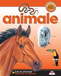 Animale. Prima mea enciclopedie