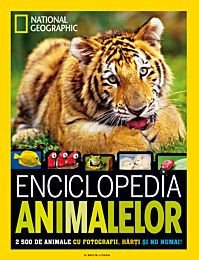 Enciclopedia animalelor. 2500 de animale