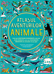 Atlasul aventurilor. Animale