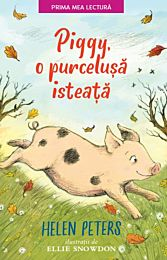 Piggy, o purcelușă isteață