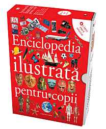 Set Enciclopedia ilustrată pentru copii (6 cărți)